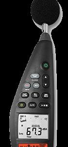 เครื่องวัดระดับเสียง SL02